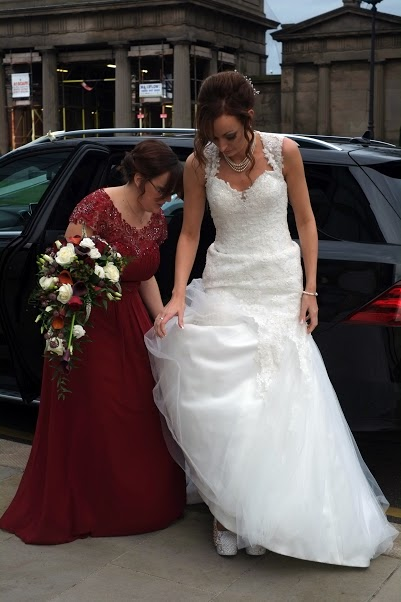 Eleanor wedding